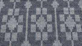 'Dukagang' throw - design in close-up