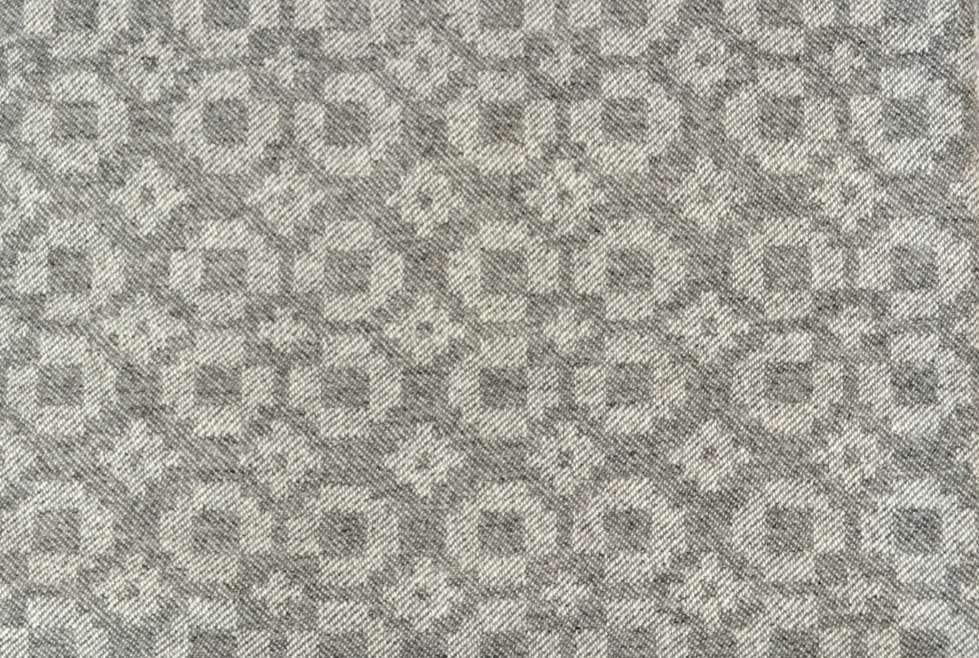 Close-up of the'Classic Squares' design