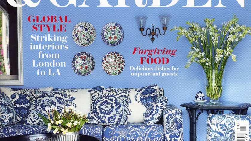 House & Garden magazine press coverage