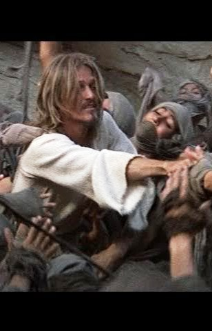 The leper colony in Jesus Christ Superstar
