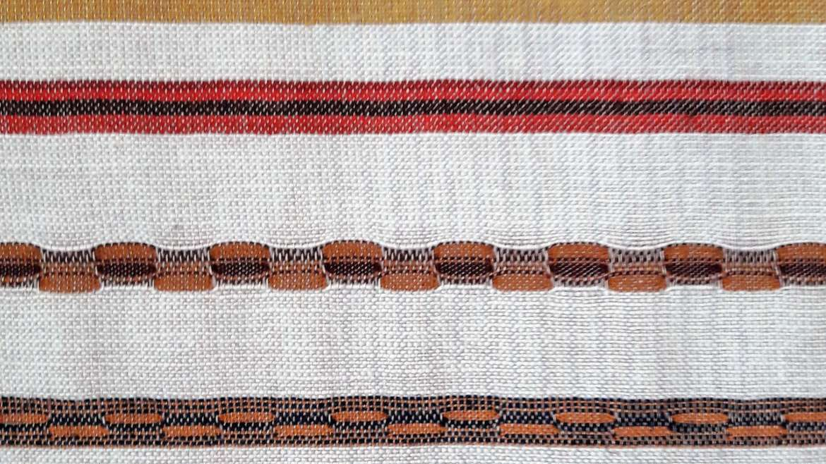 Detail of wallhanging 2