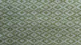 Detail of pattern in the Pen Trenfos throw