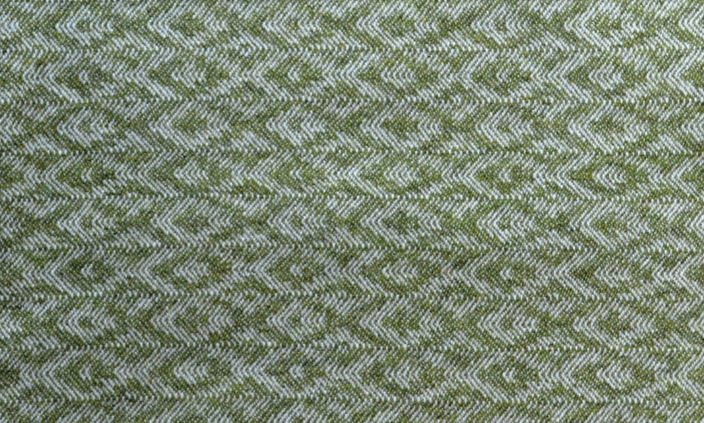 Detail of pattern in Pen Trenfos throw - one of my Trevose Head Collection