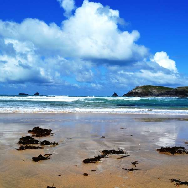 Looking out to Trevose Head from Boobey's Bay (c) Madeleine Jude Ltd
