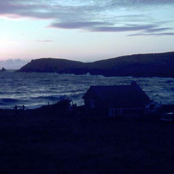 The Cornish sea, Parsons Hut and Trevose Head (c) Madeleine Jude Ltd