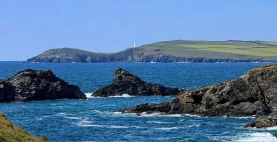 Weaving a path for Trevose Head