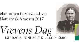 Weaving Festival 2017 - Kattrup Gods, Dewnmark