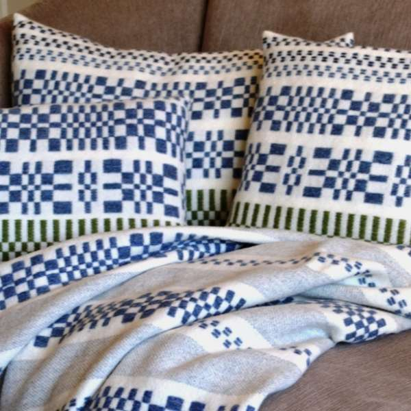Monksbelt cushions and throws