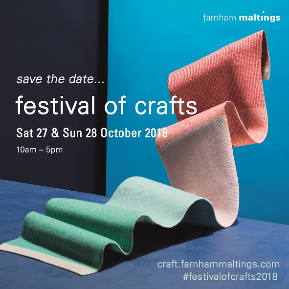 Next Event – Festival of Crafts in October